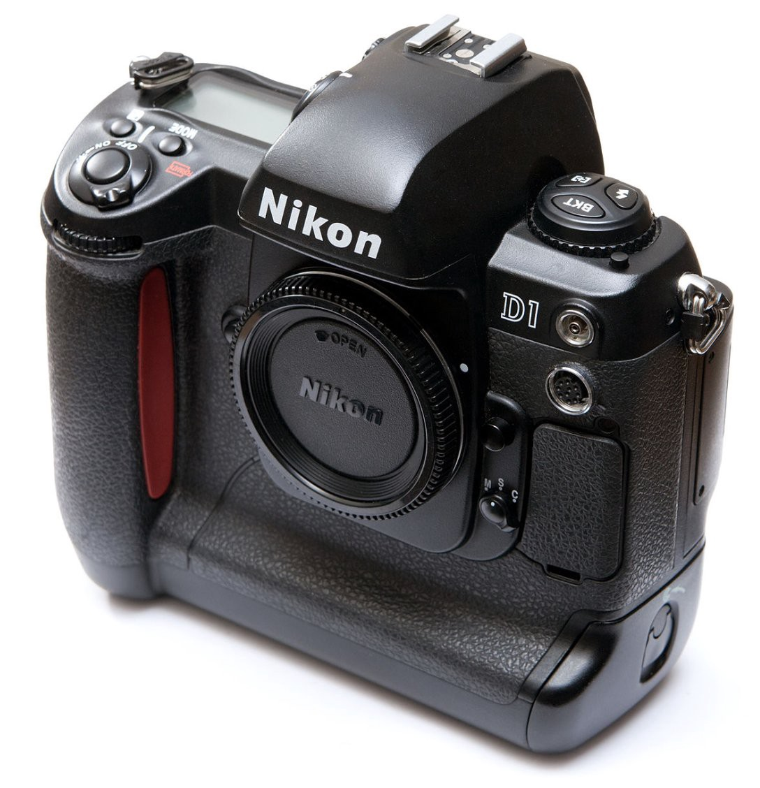 Nikon versus Canon: A Story Of Technology Change - Learning