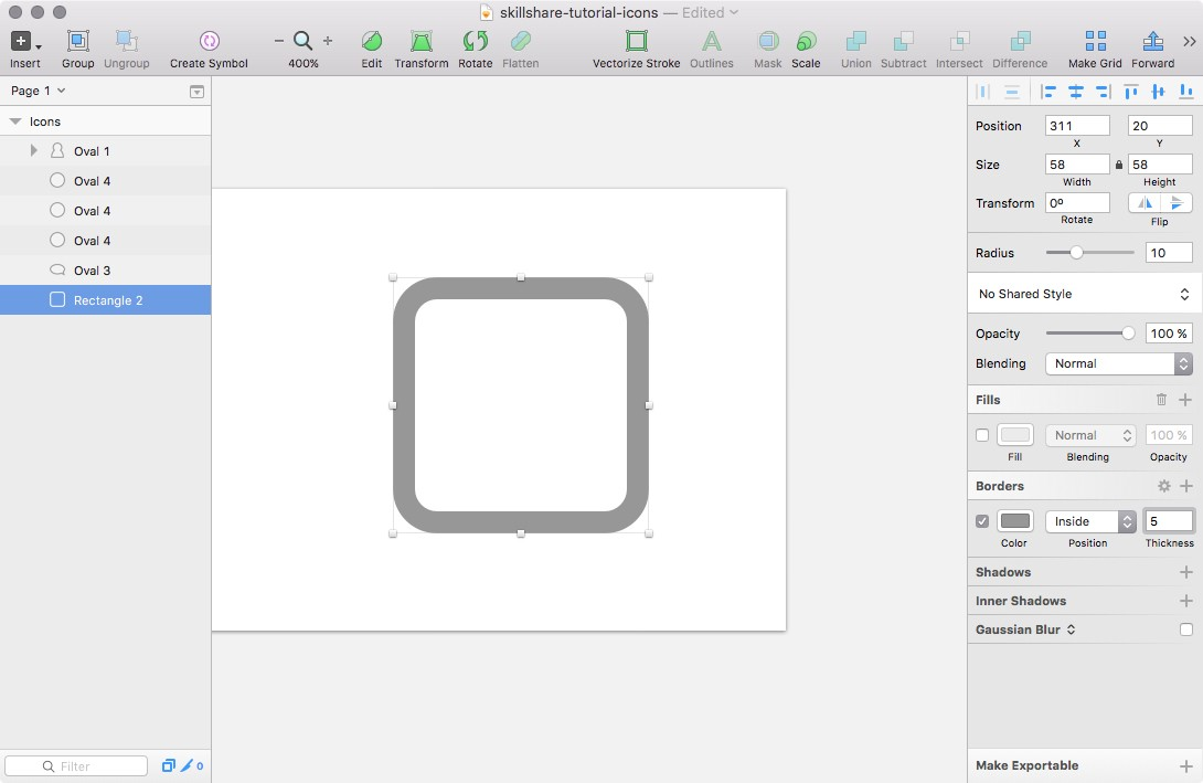 How to use Sketch to build great icons - Design + Sketch