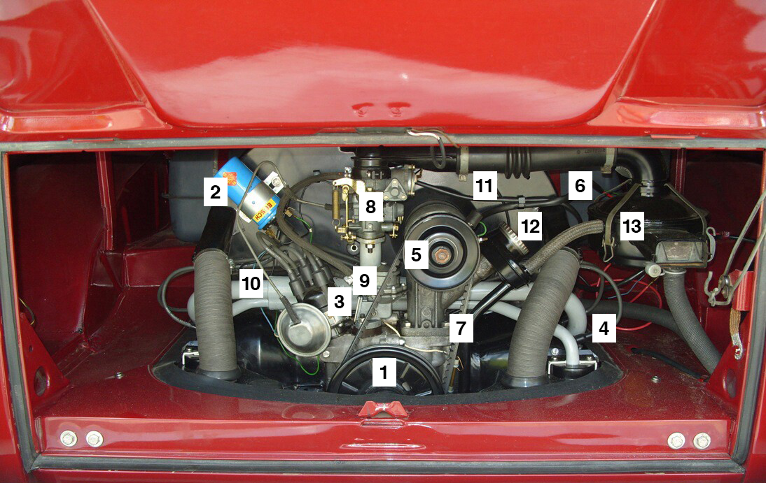 [DHAV_9290]  Understanding your aircooled Volkswagen engine | by Dave House | Medium | 2000cc Vw Engine Diagram |  | Medium