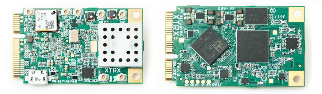 The XTRX: An Embedded SDR - Hackster Blog