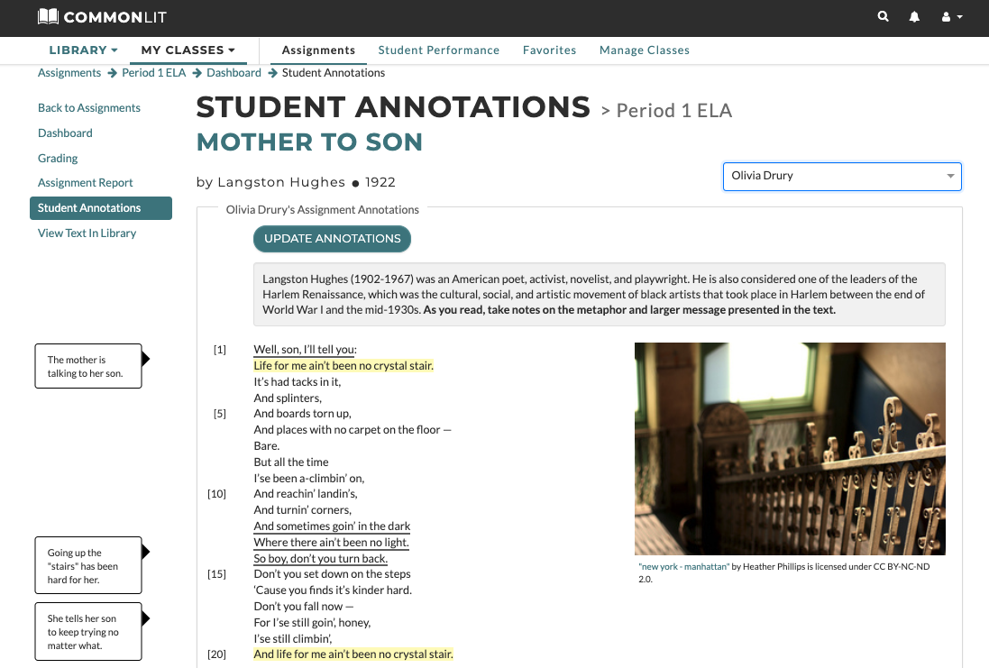 3 Ways to Effectively Use CommonLit's Annotation Tool with ...