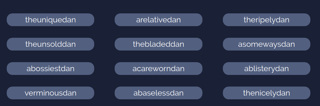 Looking for creative 12 Character Name for your Account? Let