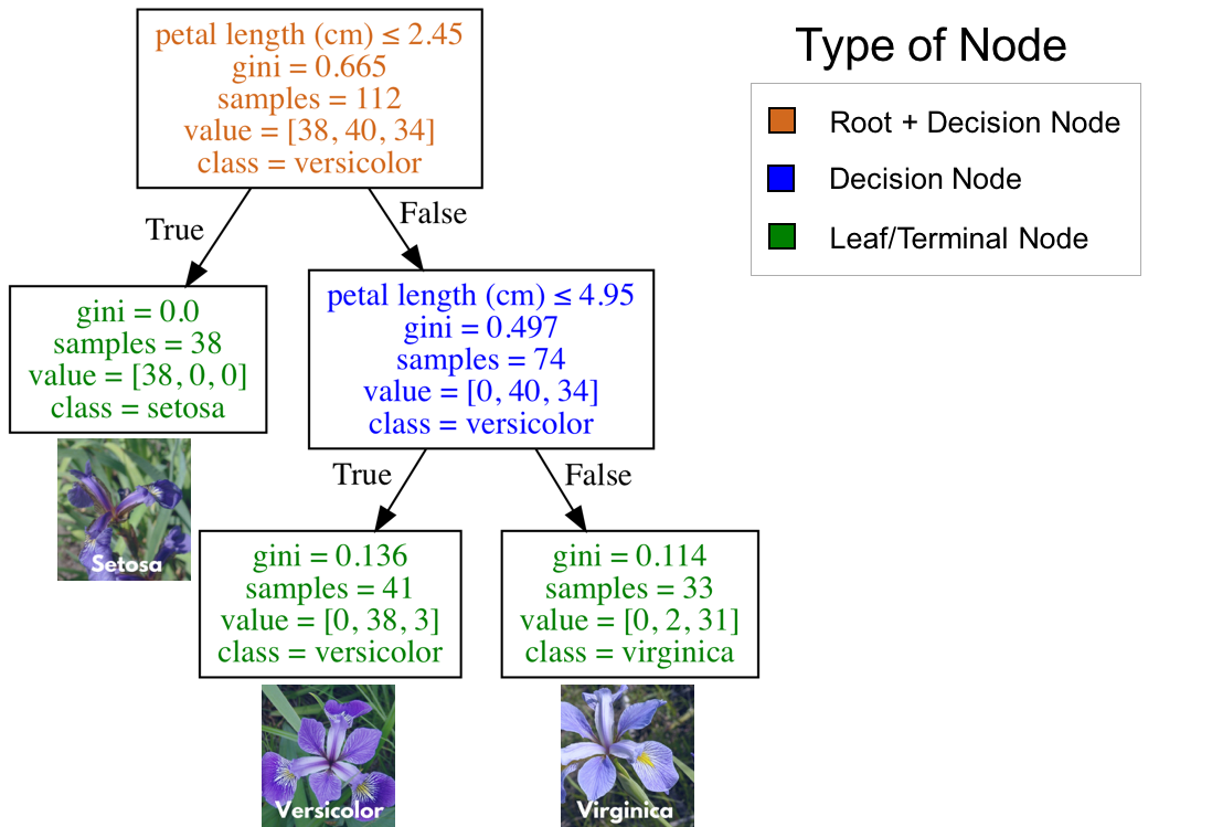Understanding Decision Trees for Classification (Python)