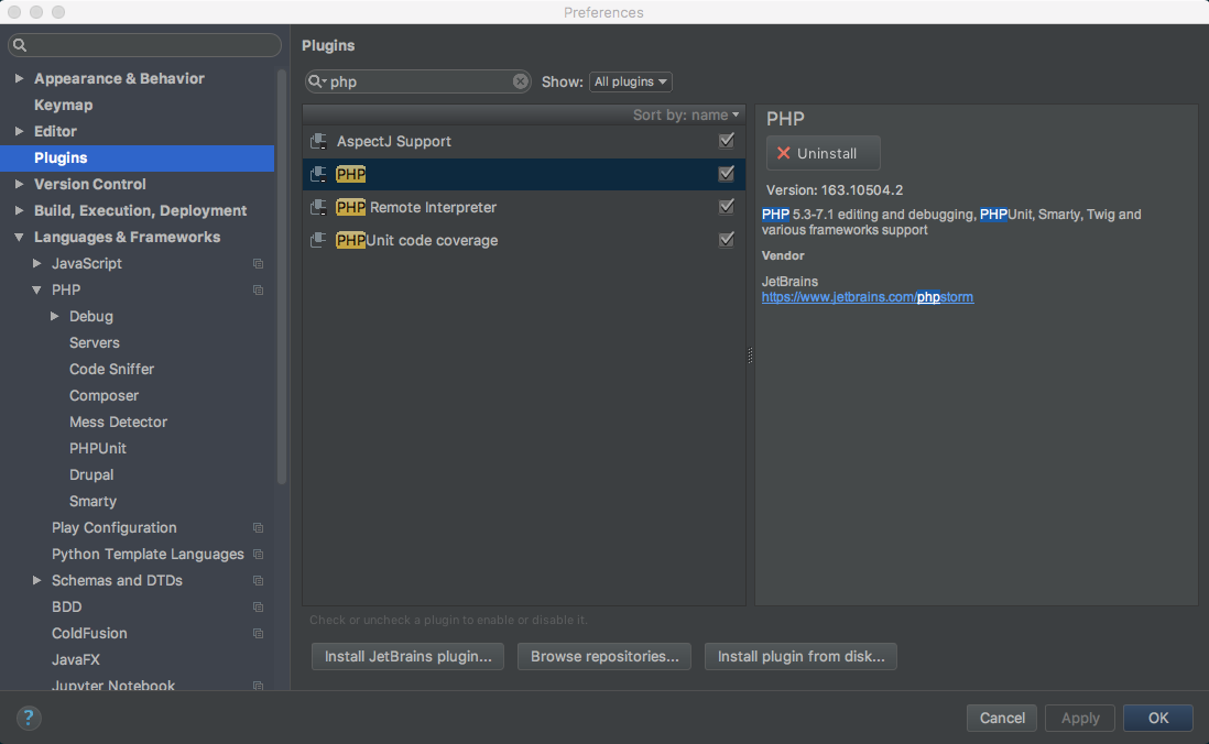Using Xdebug with IntelliJ inside a Docker container