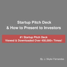 All about creating a startup pitch deck to raise funding