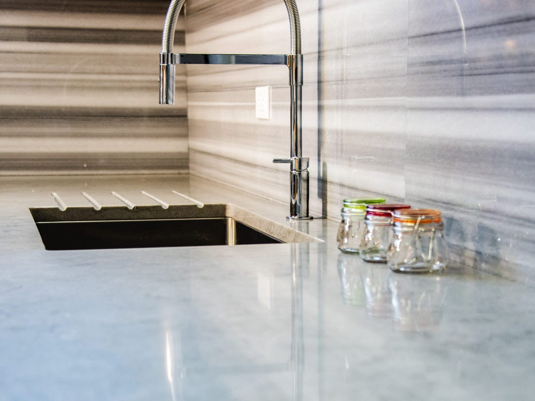 Quartzite is well-loved for its durability.