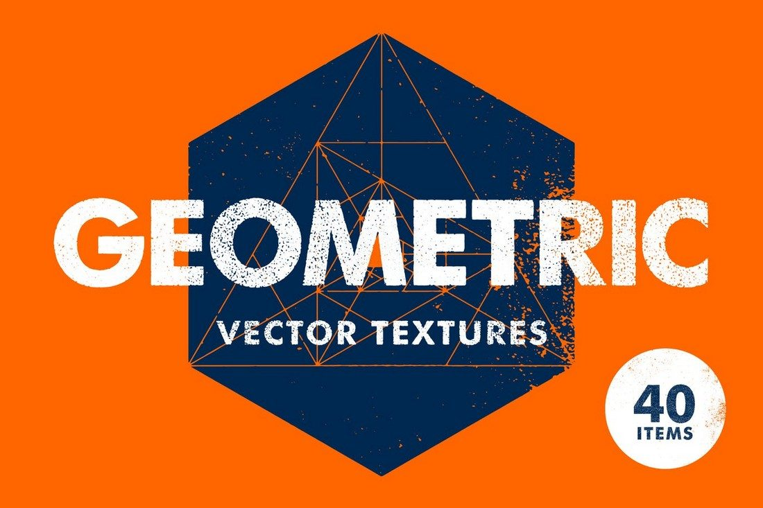 25+ Beautiful Geometric & Polygon Background Textures