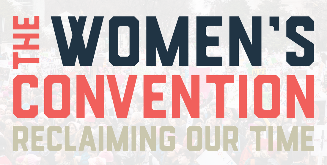 Thankful Thursday — Women's March Convention and San