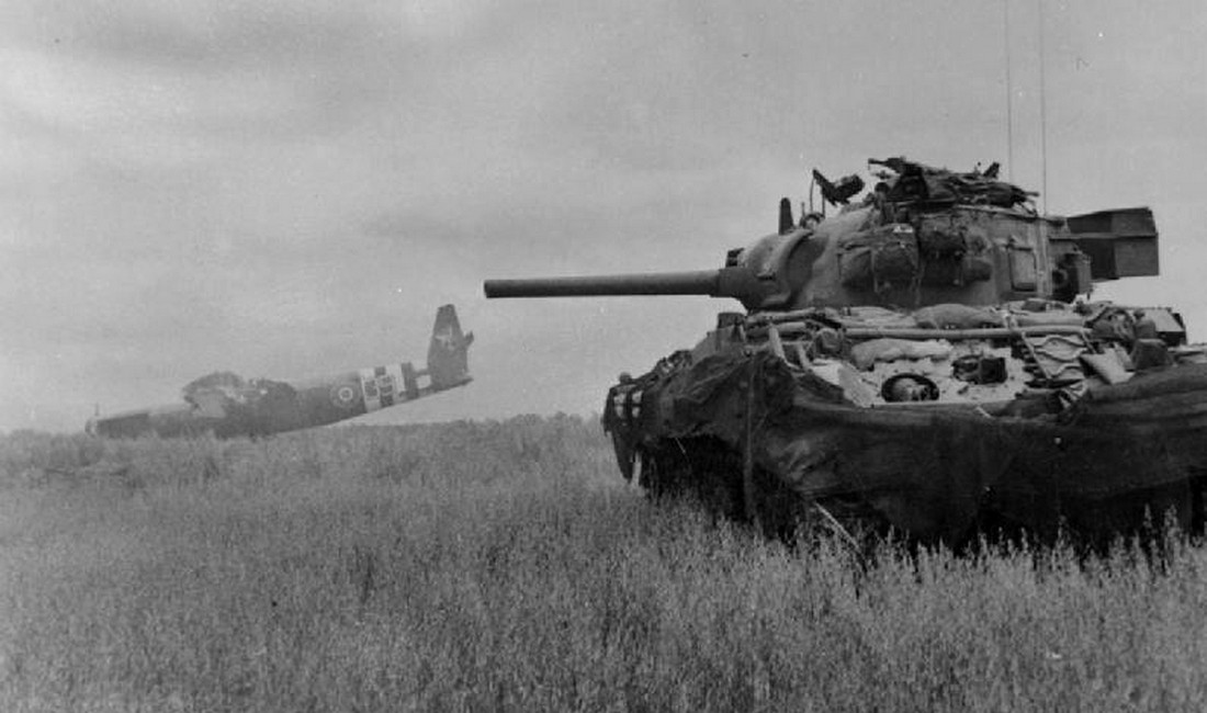 The M-4 Sherman Tank Was Hell on Wheels — And a Death Trap
