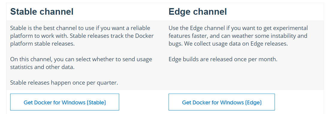 Installing Redis on Windows using Docker Containers