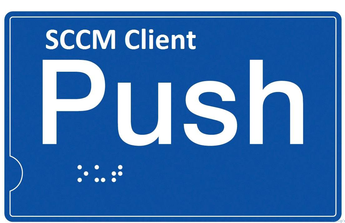 Disable Push Install for a SCCM Collection - SCCM Zone