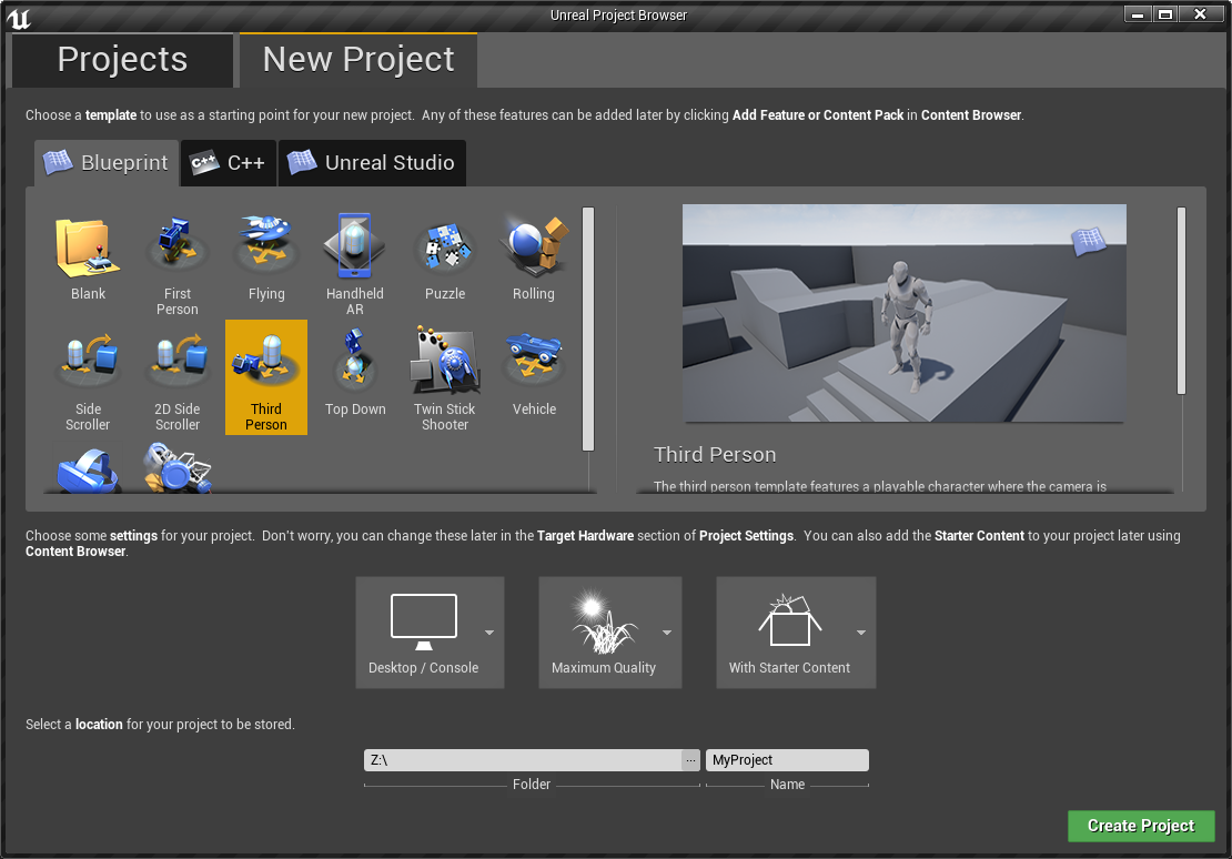 Generating image segmentation datasets with Unreal Engine 4