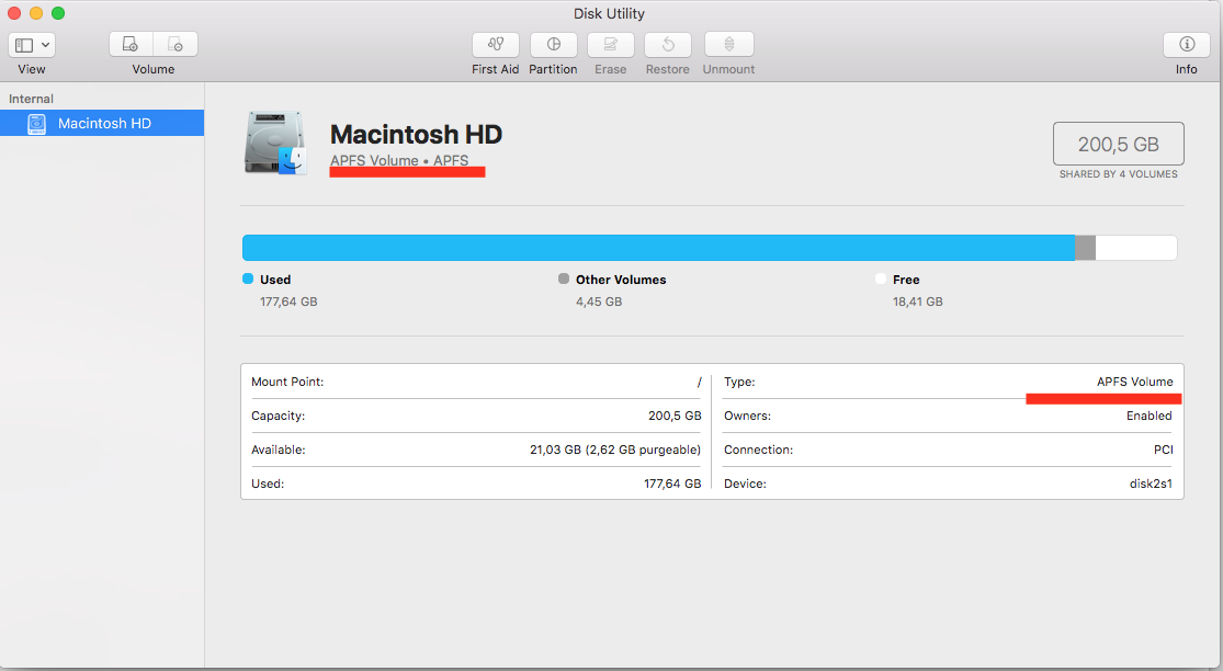 How to get a better disk performance in Docker for Mac
