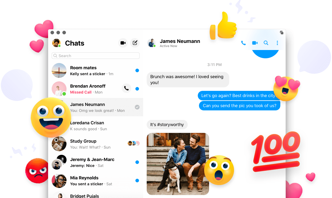 Facebook Messenger for Mac is quietly available - Gloss