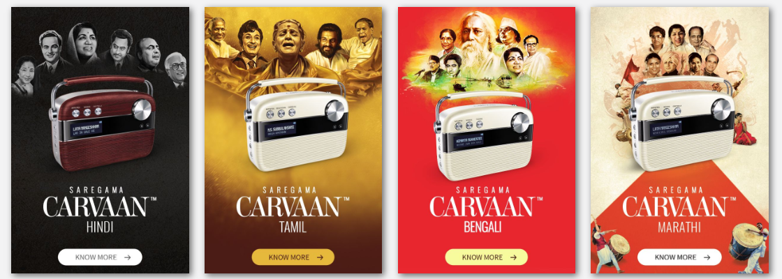 Why Saregama's Carvaan became a success in the age of Gaana