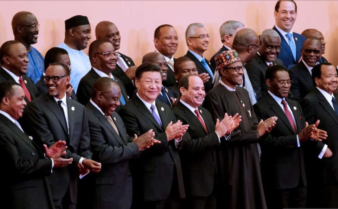 Image result for chinese in african countries