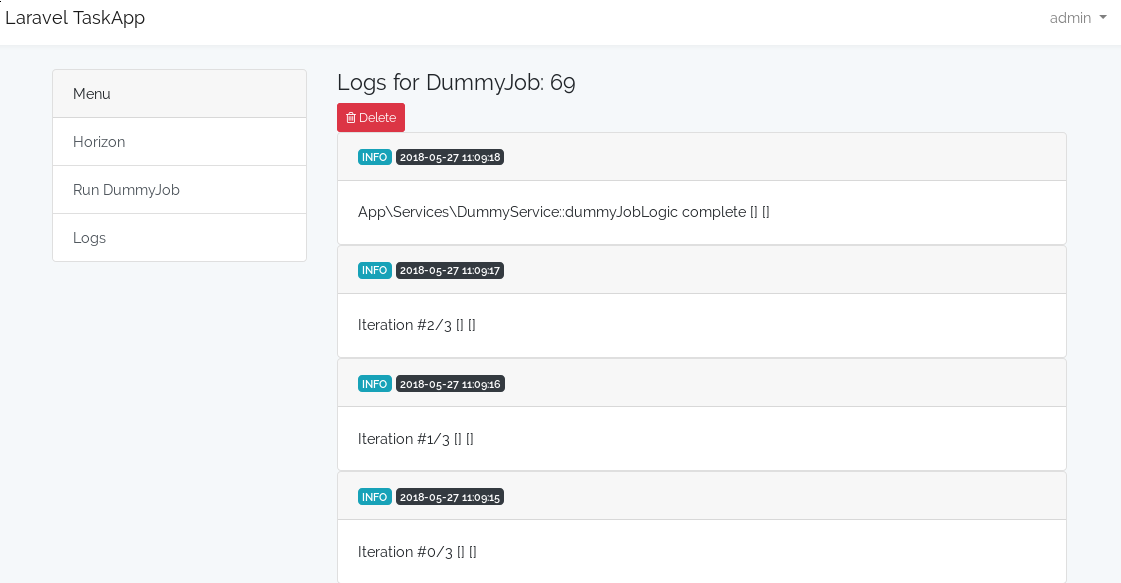 Organize Realtime Job Management With Laravel and Vue Step