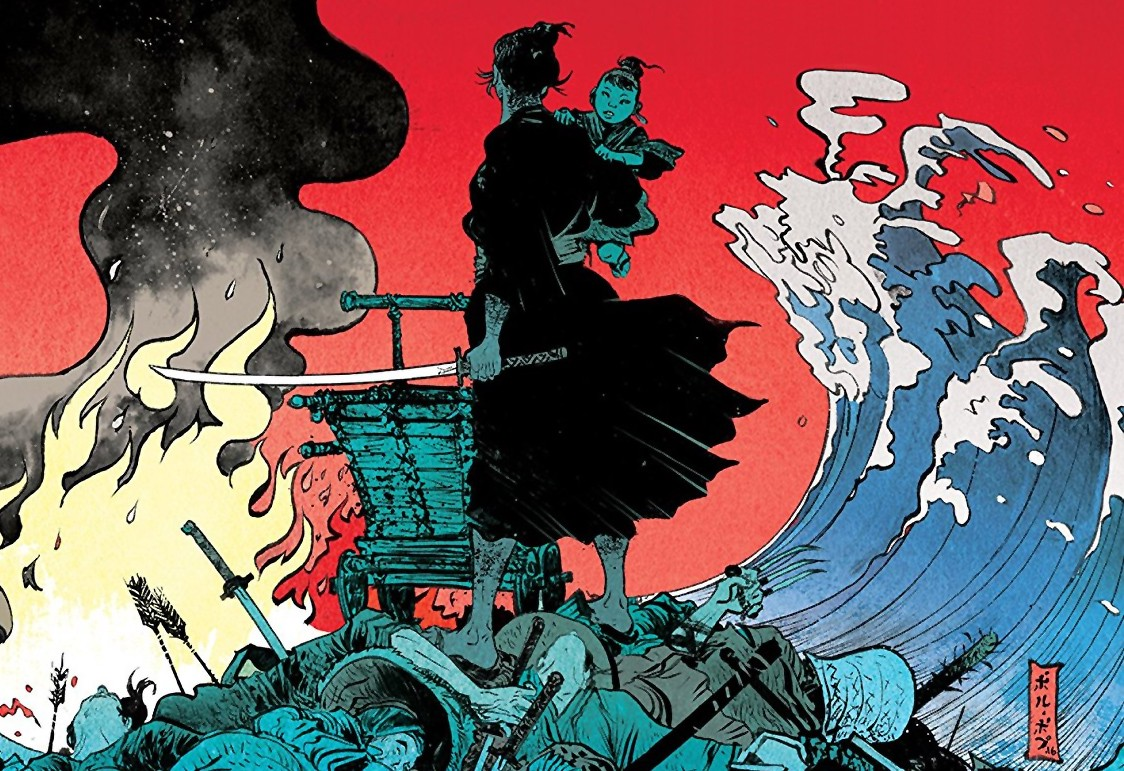 Lone Wolf And Cub Baby Cart To Cinematic Heaven From Criterion