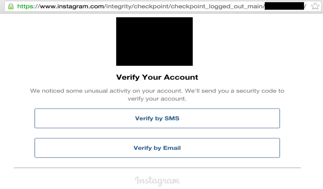 How I was able to remove your Instagram Phone number