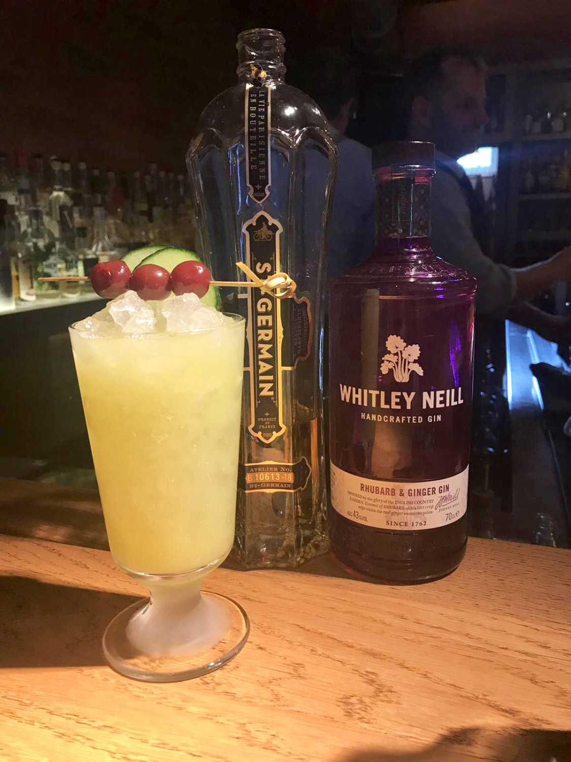 How to mix Whitley Neill Rhubarb and Ginger (Part I)