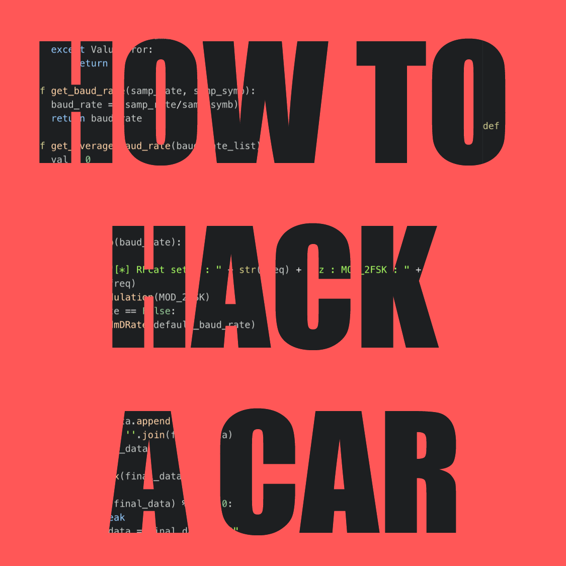 Hacking a Car's Key Fob with a Rolljam Attack - Hackster Blog