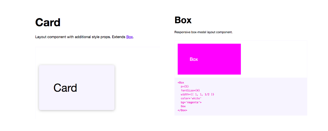 9 React Styled-Components UI Libraries for 2019 - Bits and