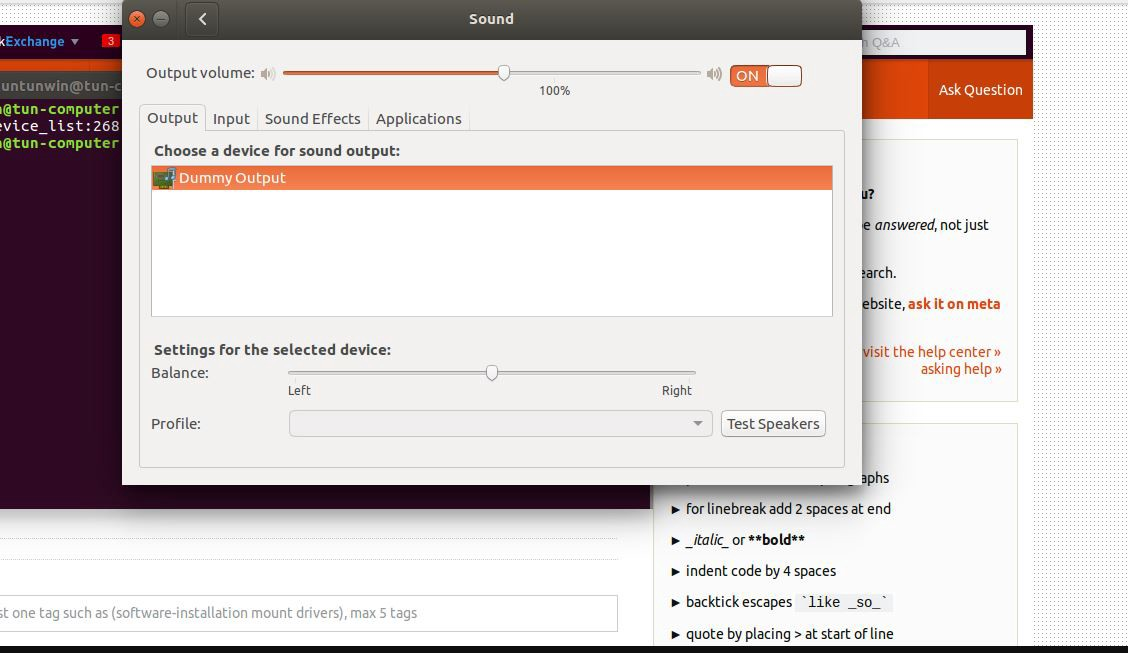How to Fix the No Sound Issue in Ubuntu 18 04