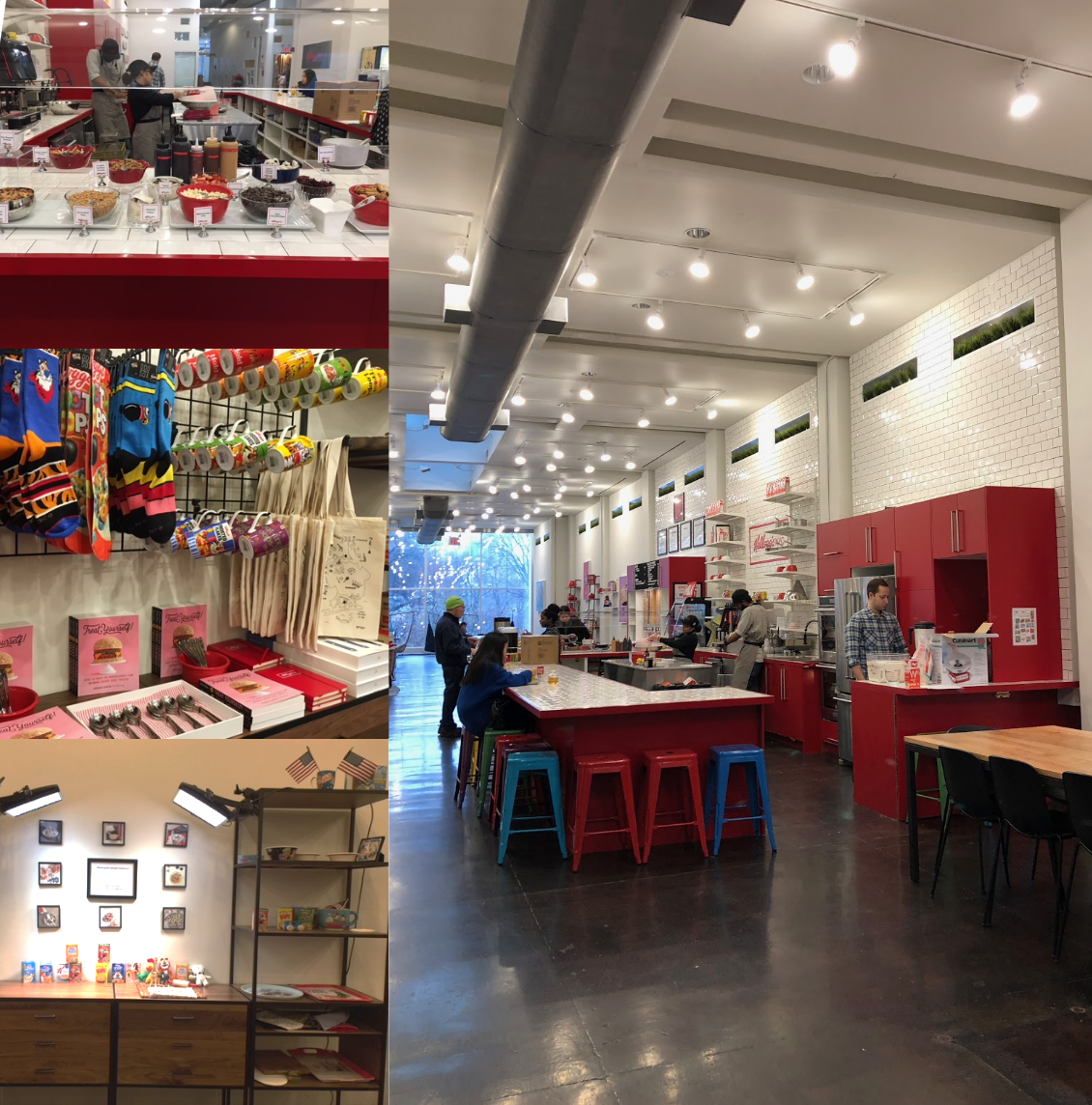 Eye on Experience: Kellogg's NYC Cafe - HA Perspectives - Medium