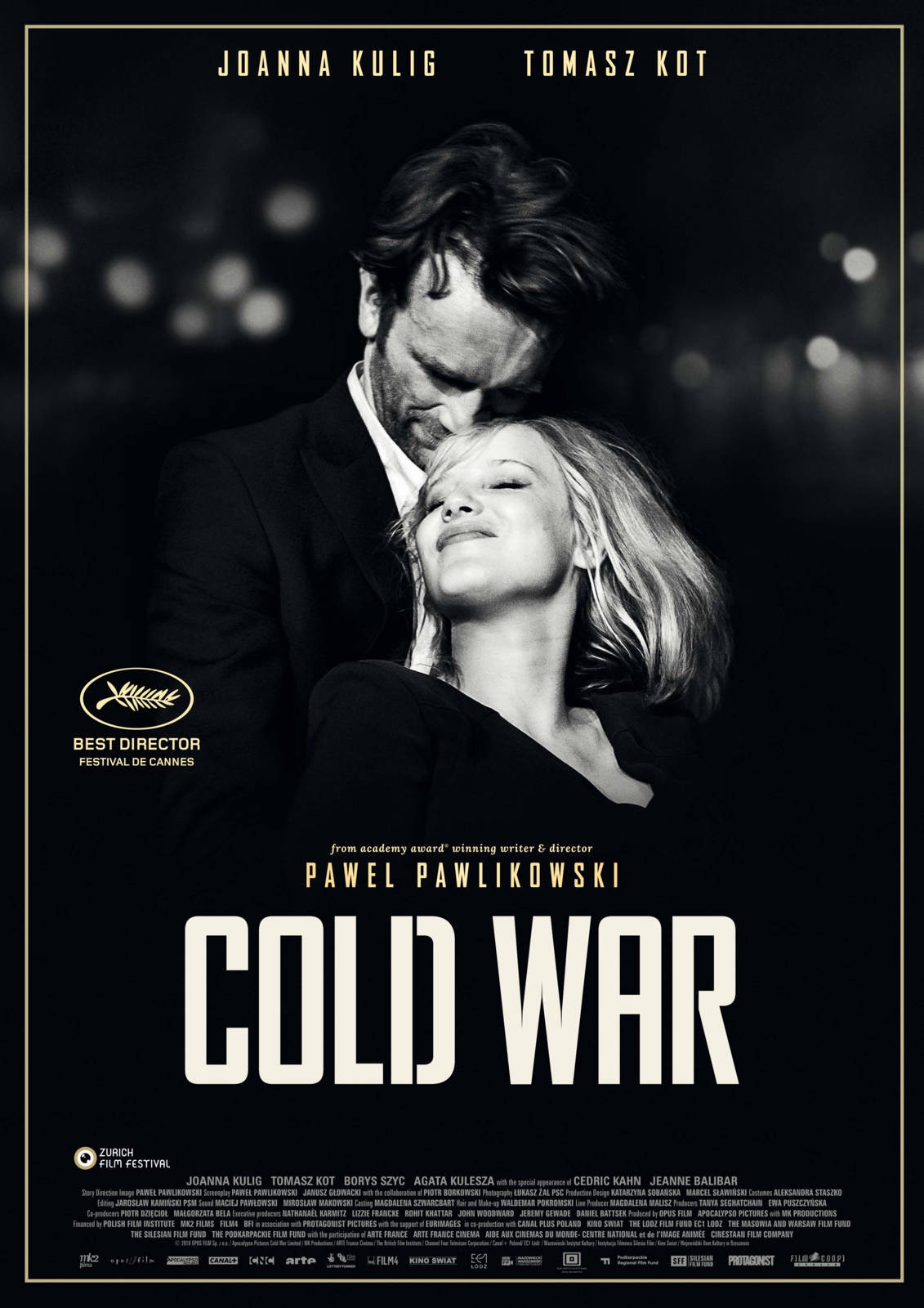 """Cold War"""" isn't a dusty history lesson  Forget history"""