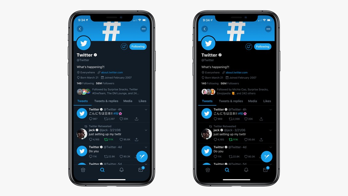 White on black or black on white? The pros and cons of Dark Mode