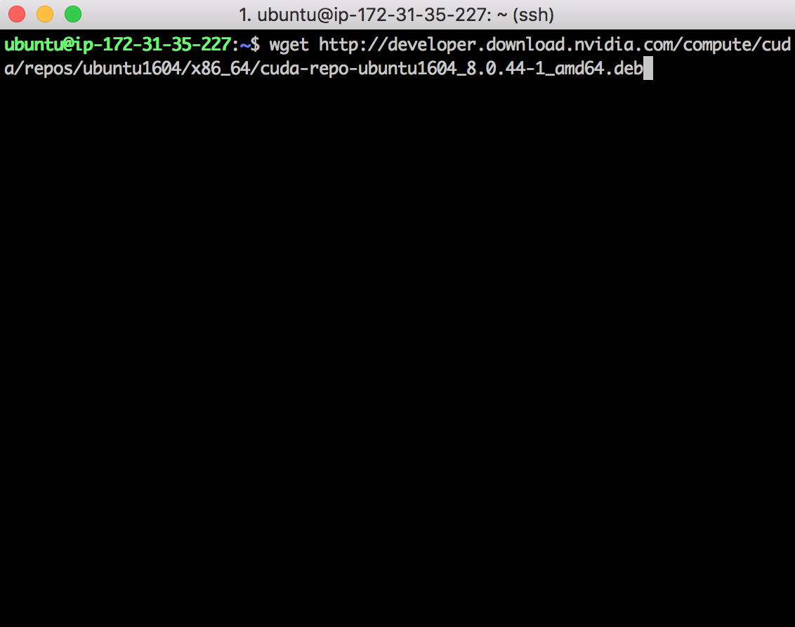 How to mine bitcoins using an AWS EC2 instance