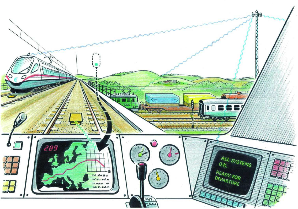 Moving Block Signalling - Parliamentary Office of Science and