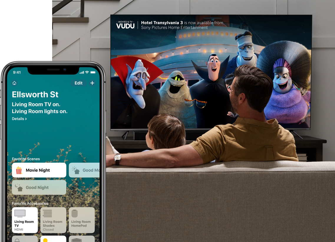 Vizio also beats Sony to launching AirPlay 2 and HomeKit on