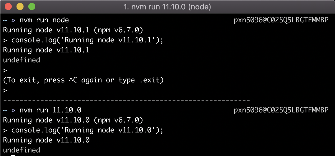 NVM, the Easiest Way to Switch Node js Environments on Your