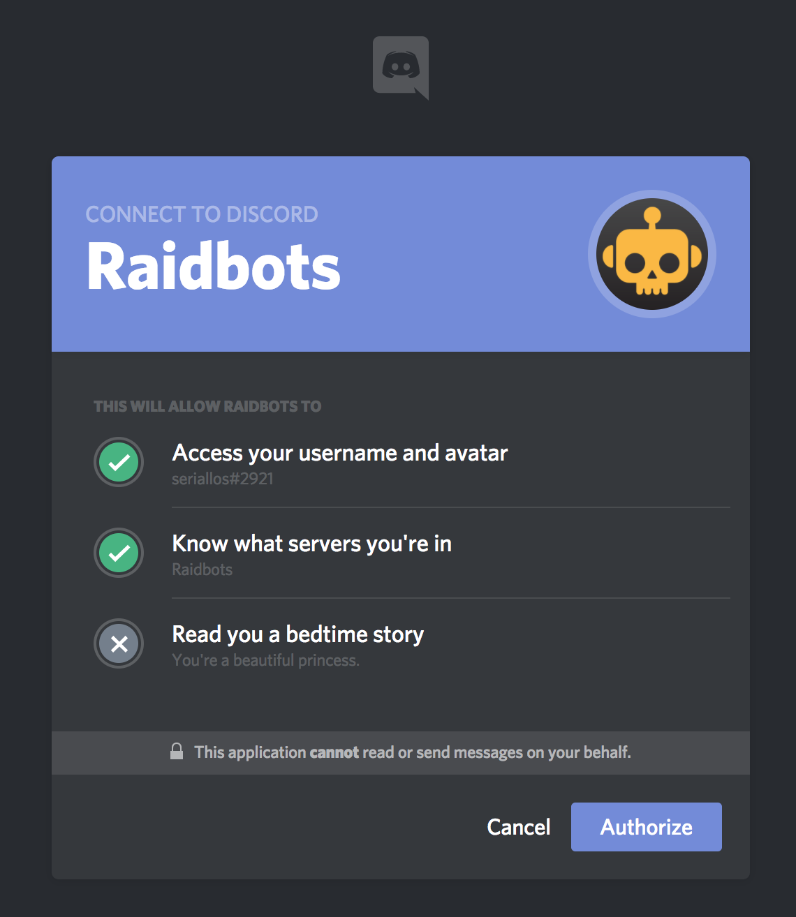 Discord Integration on Raidbots - Raidbots - Medium