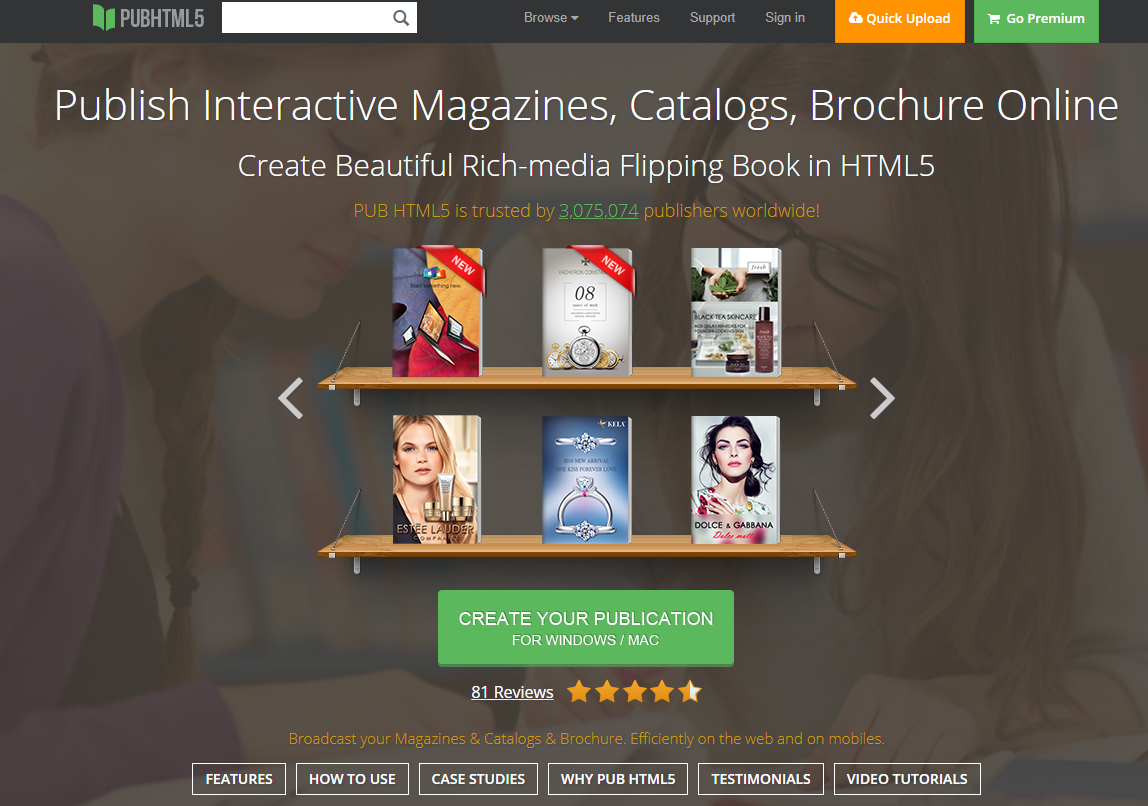 3 Free Flipping Book Publishing Software [Review] - Josh