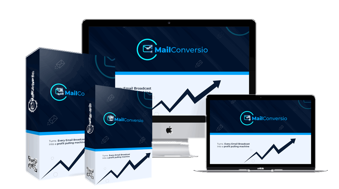 MailConversio is a powerful email marketing app