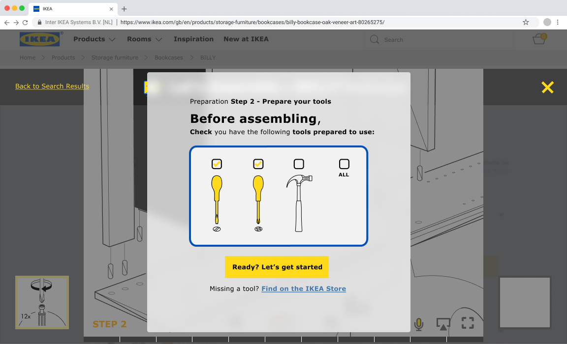 The Ikea Effect A Ux Case Study By Elihughes Ux Planet