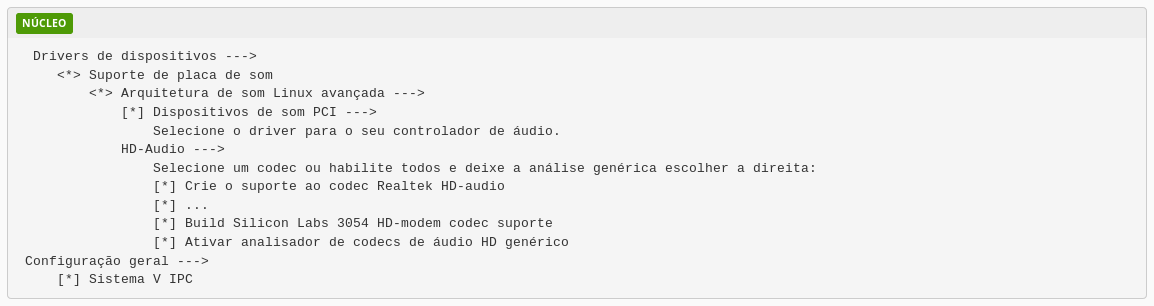 How to Troubleshoot Audio/Sound on Gentoo - Marcos Oliveira