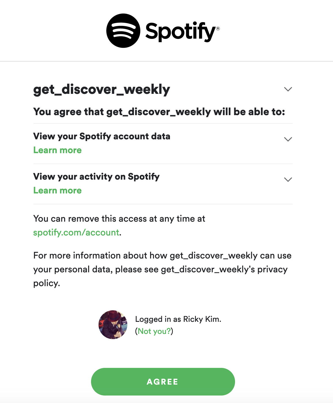 Building Spotify Discover Weekly Email Alert with Luigi