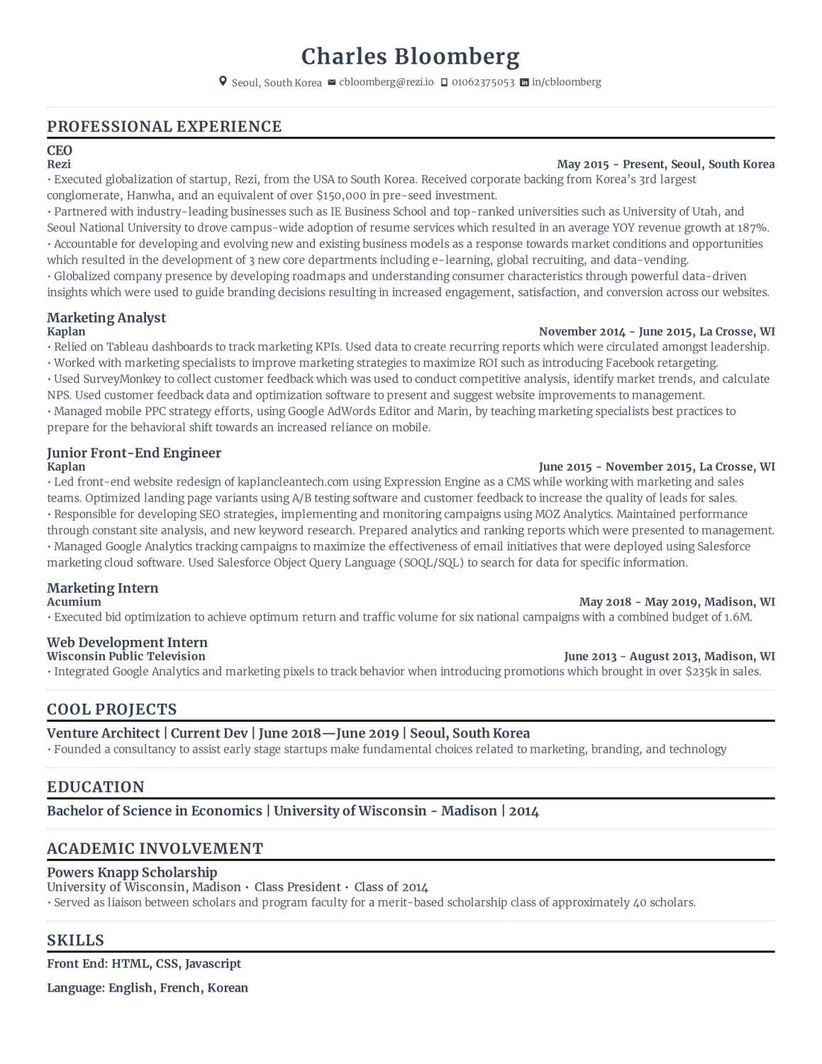 how we reduced the cost of a perfect resume 83  with a