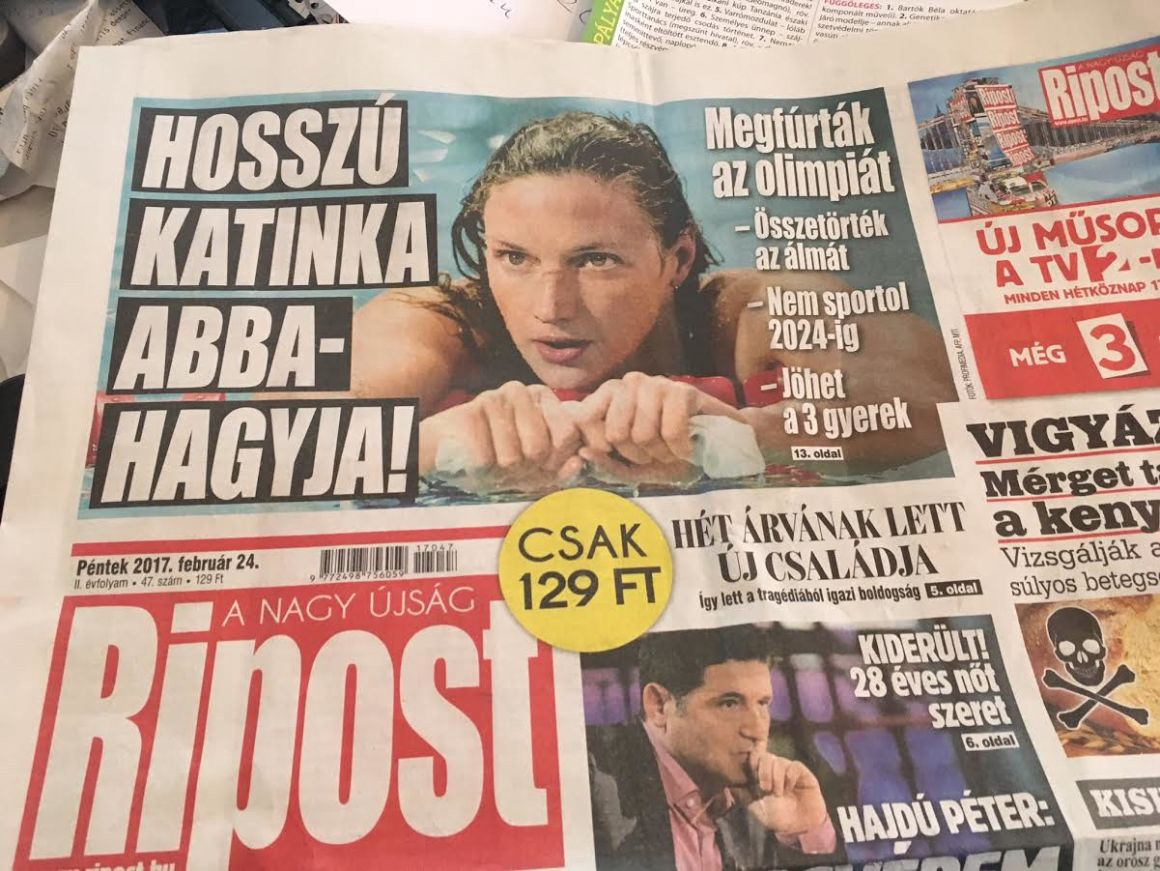 The Craziest Lies of Hungarian State-Controlled Media —The