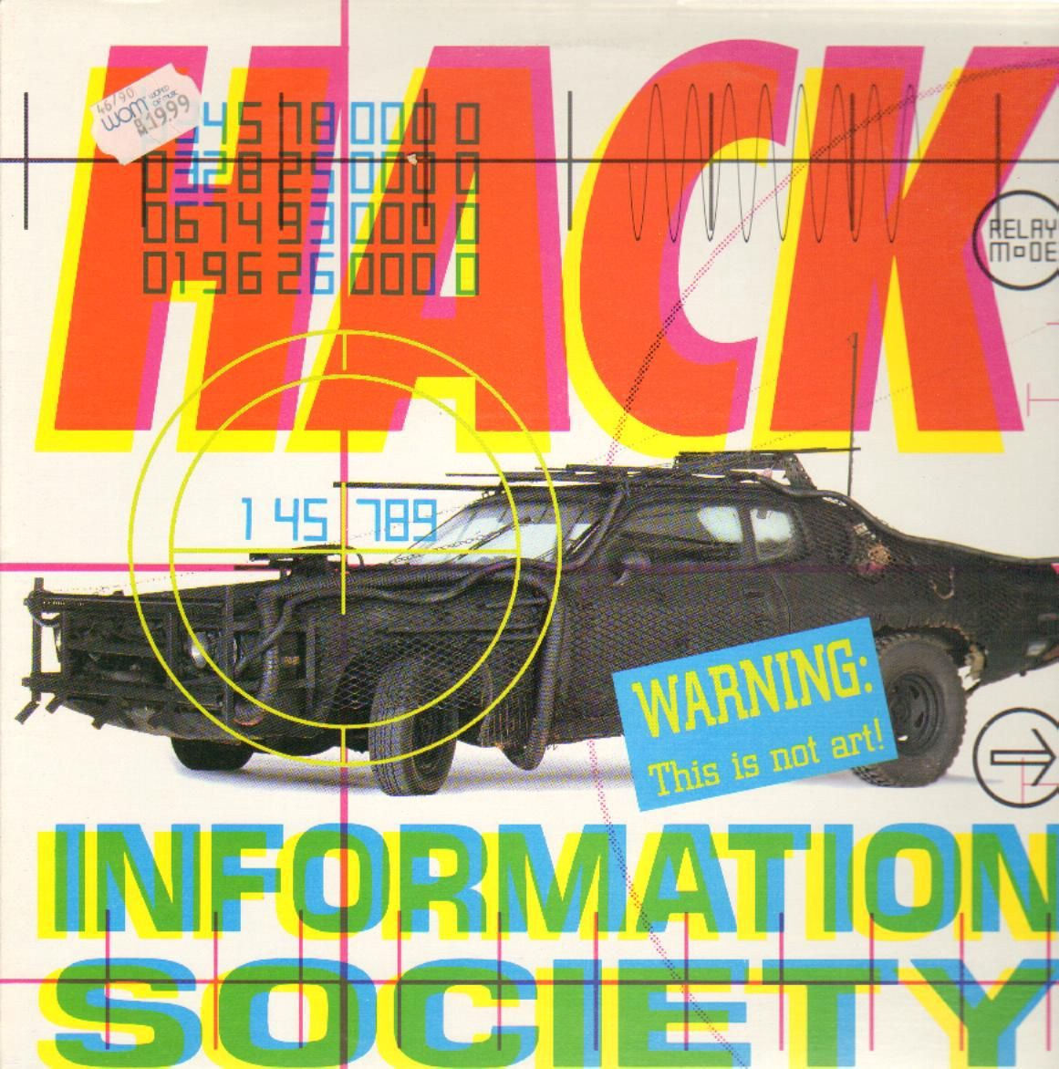 Information Society: HACK - Creative Analytics