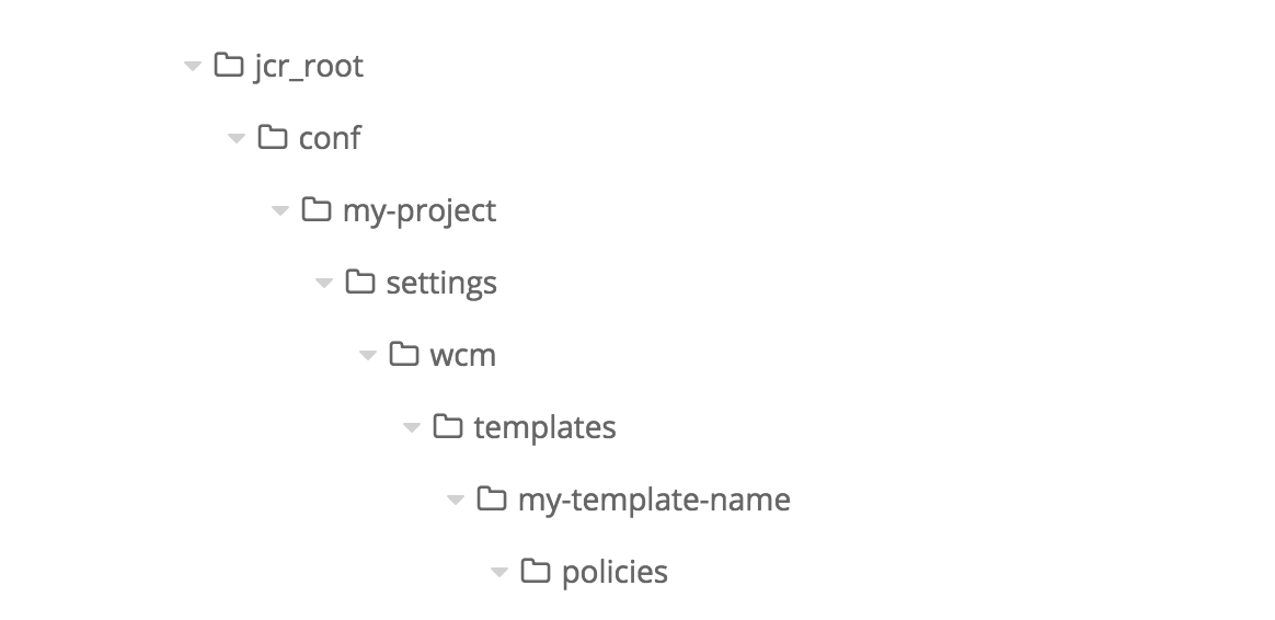 Allowing specific components on Containers — Adobe