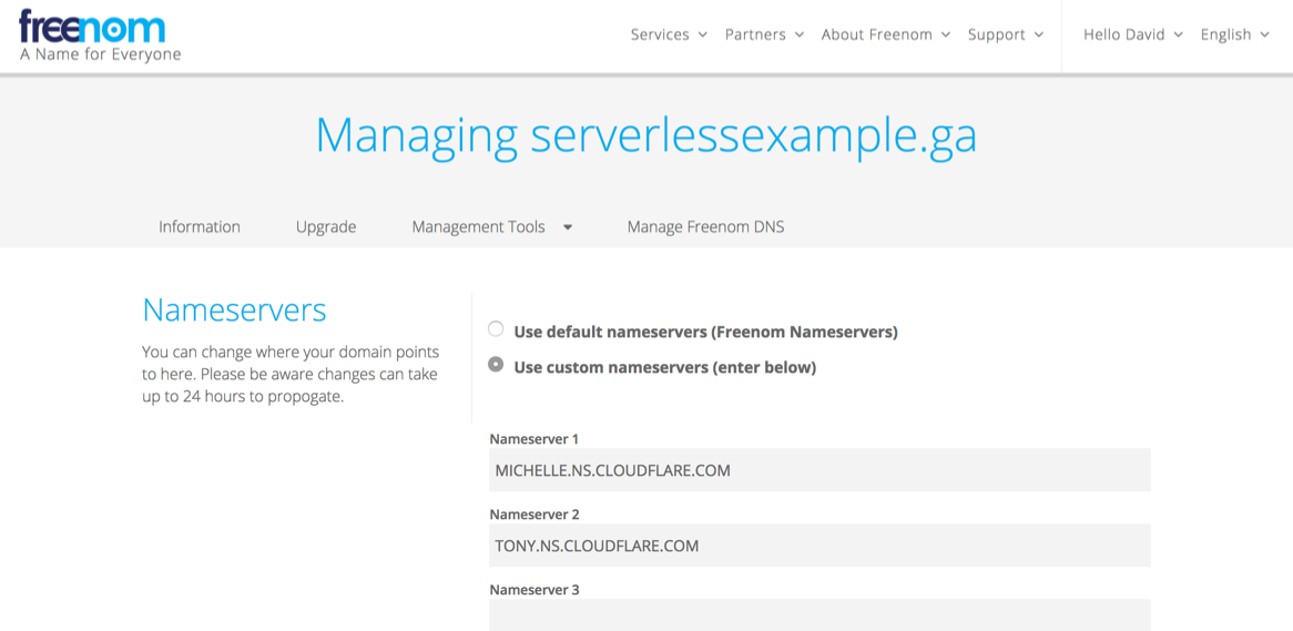 Serverless on Azure for beginners, with Cloudflare and Terraform