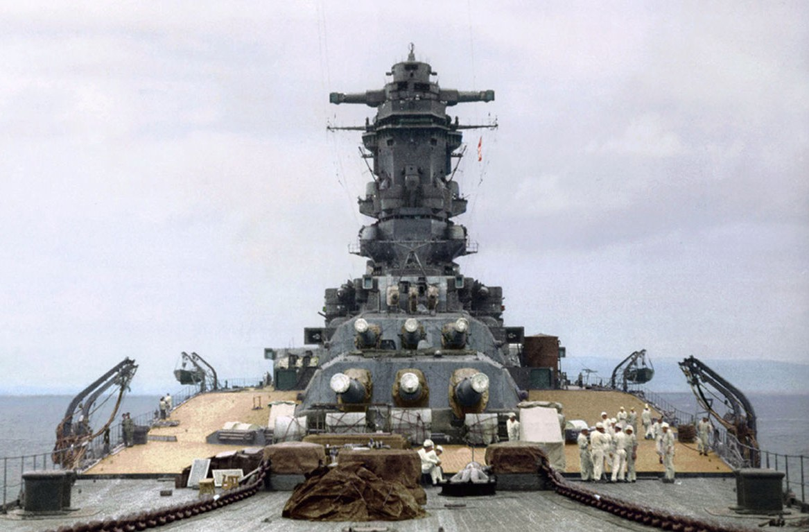 Japan's Super Battleships Were Awesome — And a Waste
