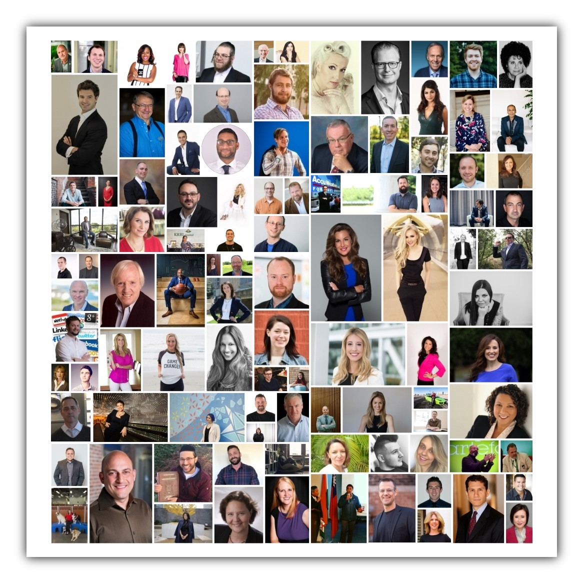 99 Thought Leaders Share the 5 Most Important Things Needed to