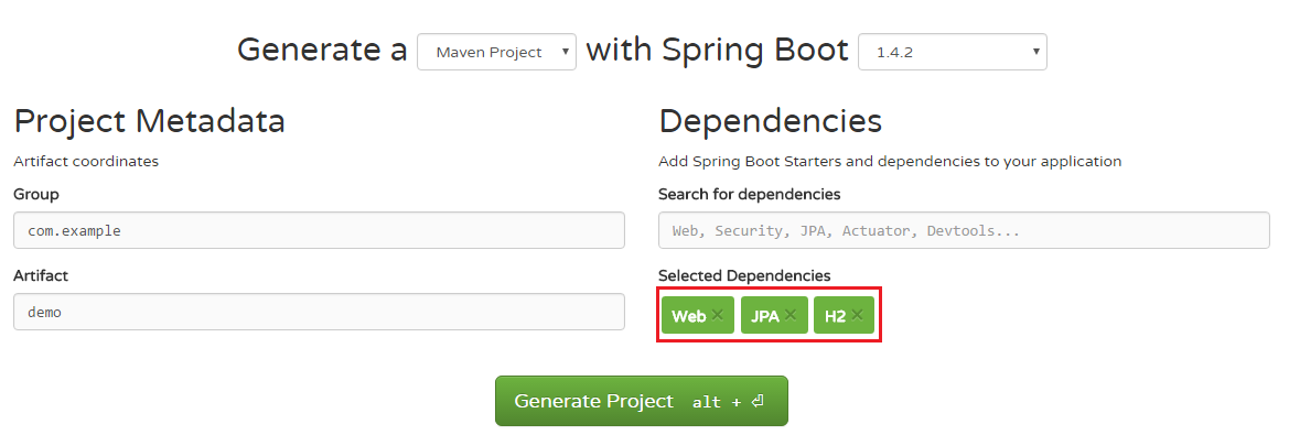 Spring Boot + RESTful + JUnit + Mockito + Hamcrest + EclEmma