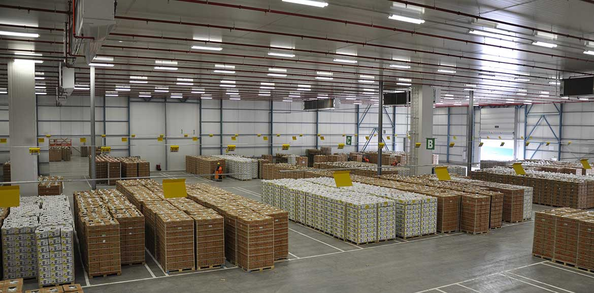 Know What is Refrigerated Warehouse? Also known as Cold Store