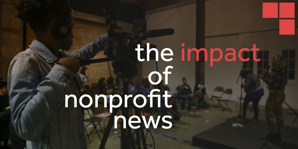 Nonprofit Journalism Grows Up